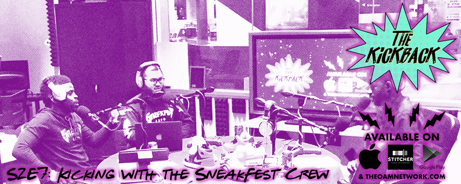 Two of the three minds behind the SneakFest Sneaker Expo, Sherman Harper and Jerry Kannavong, join the show to talk all things sneakers. We learn about the motivation to start a sneaker convention and how SneakFest has grown into Tennessee's premier sneaker expo. We talk about hypebeasts, our favorite shoes, shoe culture in Memphis and everything in between.   Details: SneakFest Sneaker Expo- March 31st 1pm-6pm at FedEx Forum in Memphis, TN.For tickets visit:  www.sneakfest.org . Tickets are $20 and include a ticket to the Memphis Grizzlies vs. Sacramento Kings on April 6th.