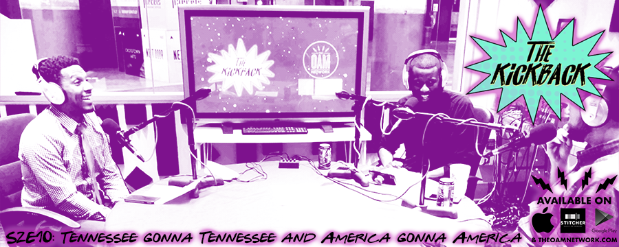 Terez and Ezra join the show to talk the Tennessee Senate passing a bill punishing Memphis for removing confederate statues, the Starbucks fiasco, 45's continually crazy time as our President and so much more. We end the show talking about the NBA Playoffs, NFL Draft and of course Penny and the Memphis Tigers.