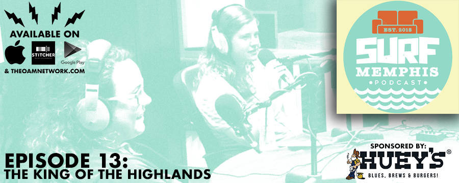 In this episode, it's just family as Christy and Carly recount their experience hitchhiking through Scotland. Spending 9 days around the country and into the highlands of Scotland, they reminisce about their best and worst couchsurfing experience of all time, nerd out about seeing real life Harry Potter landmarks, dish on sneaking into a castle at midnight and tell the tale of spending a night in a ritual stone circle hearing fairy tales under the northern lights. They also sit down with Josh Campbell of Dad and I and Spillit to talk about the story telling event Surf Memphis is hosting on July 28th.     Spillit Event:    https://www.facebook.com/events/776661002544498/?ref=br_rs     Thanks to Huey's for sponsoring us! Check out their weekly trivia nights and happy hour specials!     https://hueyburger.com/events/
