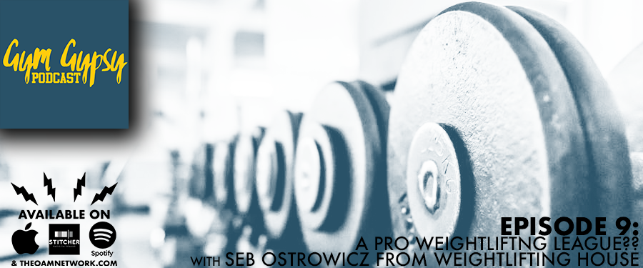 Seb Ostrowicz is the owner of Weightlifting House, host of the  Weightlifting House Podcast, author of The Greatest Weightlifters of All  Time, and manufacturer of the Weightlifting House Barbell. After  graduating in Sport and Exercise Science from the University of Exeter,  he went on to help coach alongside Glenn Pendlay, and helped start and  continues to coach on Pendlay WOD. Alongside this Seb is the coach of  his own weightlifting team in the UK and still competes as an athlete.  The sport of Weightlifting is Seb's passion, and there are no limits to  the work he will put in towards his pursuit of growing the sport.