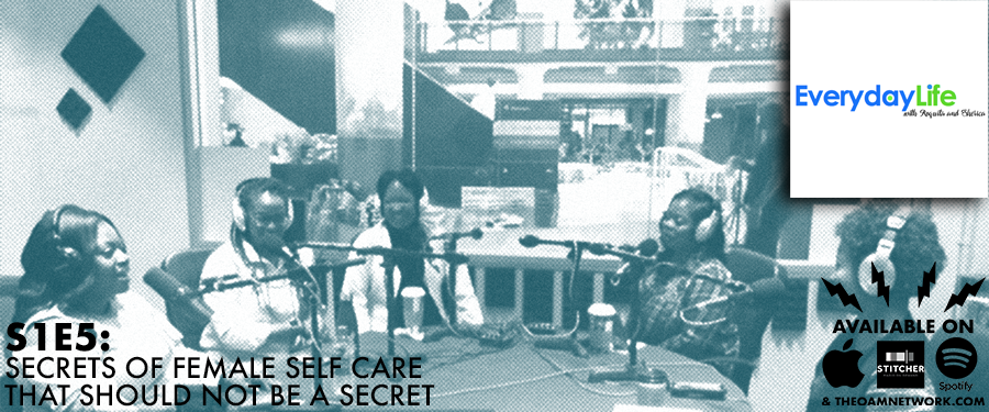 Today Roquita Williams and Sherica Hymes are joined by  Spa Therapies  guest as we unpack the stories that affect your self care.