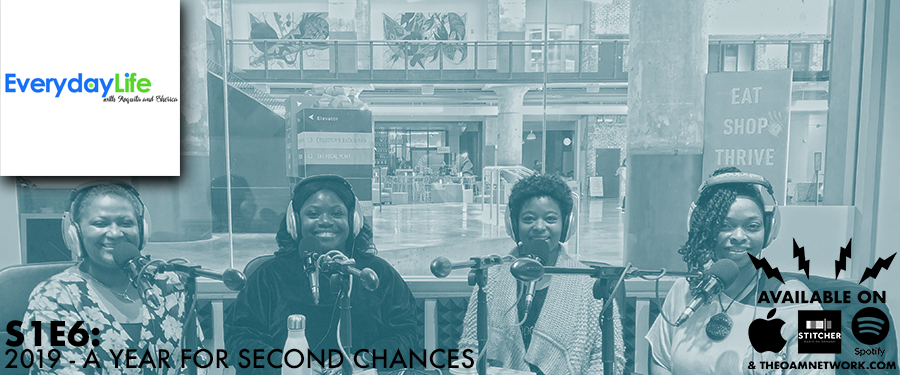 "Everyday Life with Roquita and Sherica"" NOW LIVE Jan. 05, 2018 from OAM  Network at Crosstown Concourse. This Saturday morning we are having a  candid conversation about Second Chances for women who have been  incarcerated!"