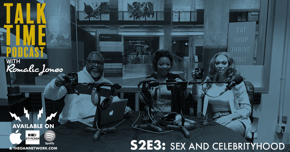 A transparent conversation with Kori Randolph and Temica Roshawn about their sex life with Celebrities.