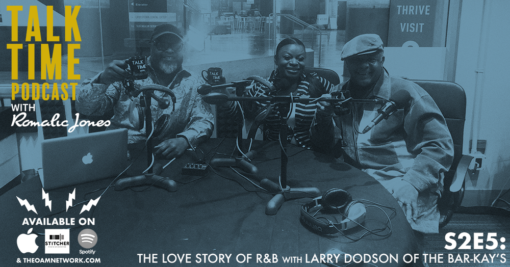 Real conversation with Legendary Larry Dodson from The Bar-Kay's about music today and his love for the industry.