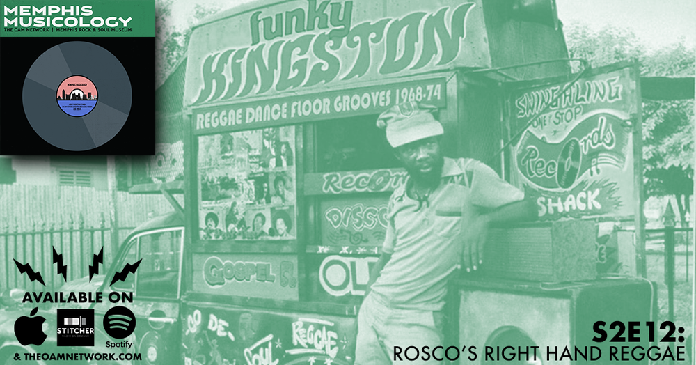 """On this episode  of Memphis Musicology, we explain how a little-known Memphis pianist  named Rosco Gordon played a crucial (albeit accidental) role in the  birth of ska and reggae in Jamaica. We also head  to The Crate to dissect Toots Hibbert's 1988 reggae classic """"Toots in  Memphis,"""" a soul-reggae hybrid that featured some of the best talent  from two distinct but intertwined cultures. """"Up up!"""""""