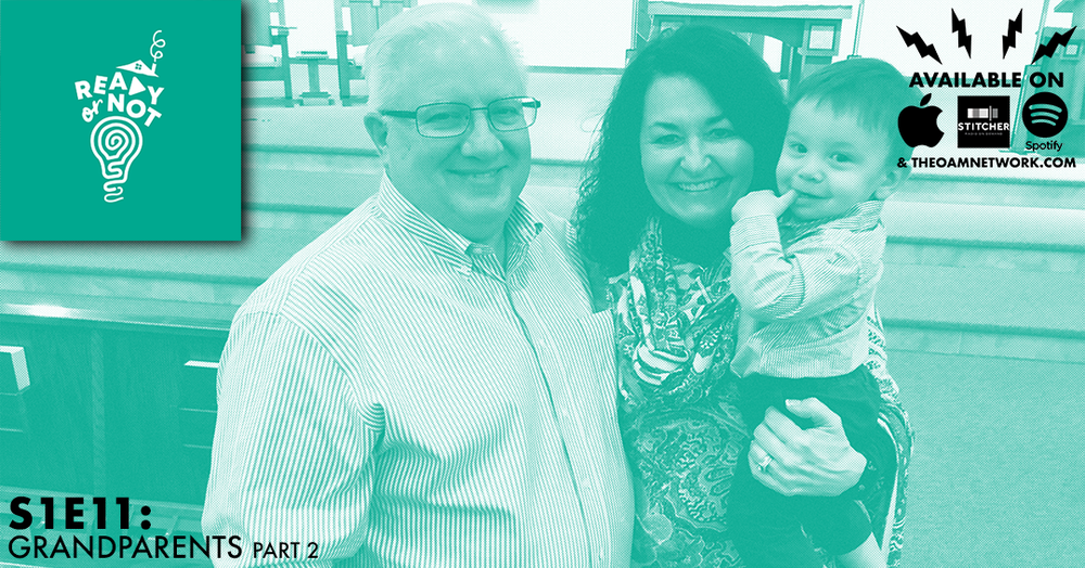 In this Episode, Lauren & Scott travel to Iowa to talk with Scott's parents (who also happen to be Max's grandparents). They'll chat about becoming grandparents, opening their hearts to adoption and a very special woman who they believe helped play a role in the process.