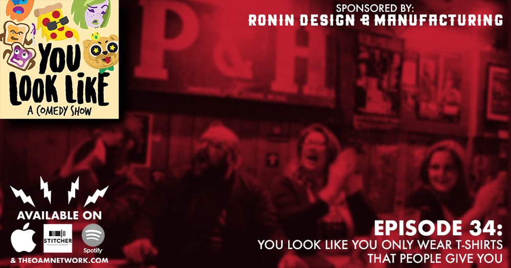 March edition of You Look Like recorded LIVE at the P&H Cafe in Memphis, TN!   SPONSOR:   Today's episode is brought to you by Ronin Tattoo on 2615 Broad, the only five-star rated tattoo shop in Memphis. Open Tuesday through Saturday 4 to midnight, Ronin is a judgment-free shop with affordable pricing and high-quality tattoo work. Make your appointment Today at roninmemphis@gmail.com or call (901) 371-6923. Mention OAM and get 10% off.