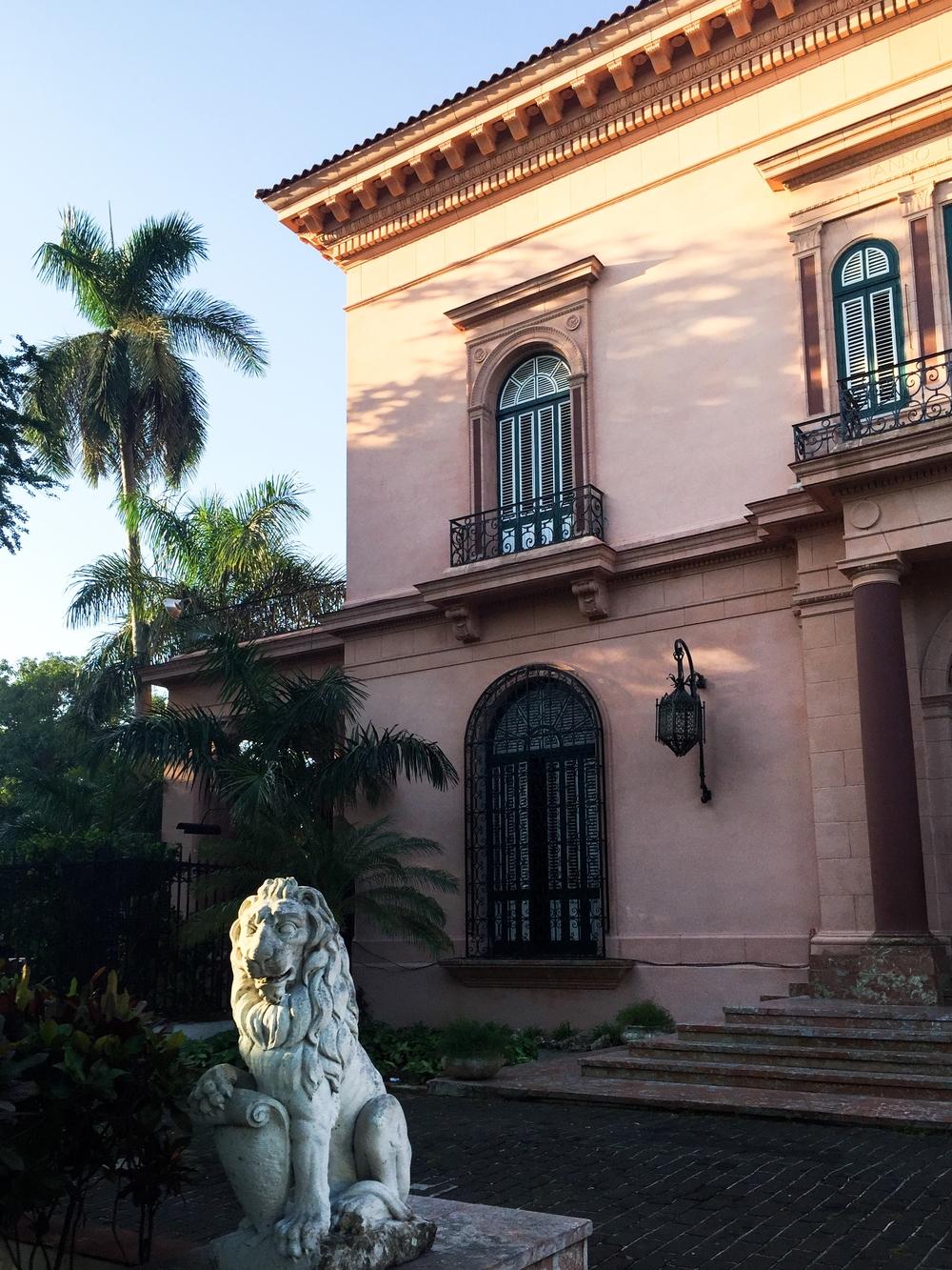CASA DE LA AMISTAD, HAVANA, CUBA