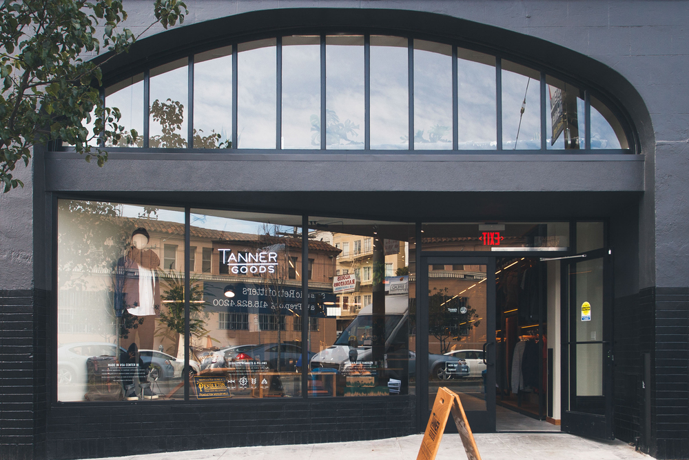 Retail Clothing & Leather Store Design | Casework Interior Design | Portland, OR