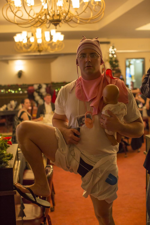 Hannigan, AKA Baby New Year