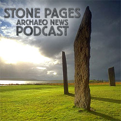 Stone Pages Archaeo News Podcast