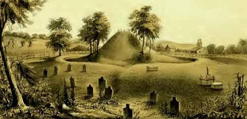 Mound Cemetery - Historical