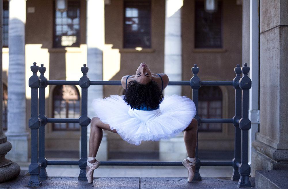 Roxanne Paulse Ballerina 01