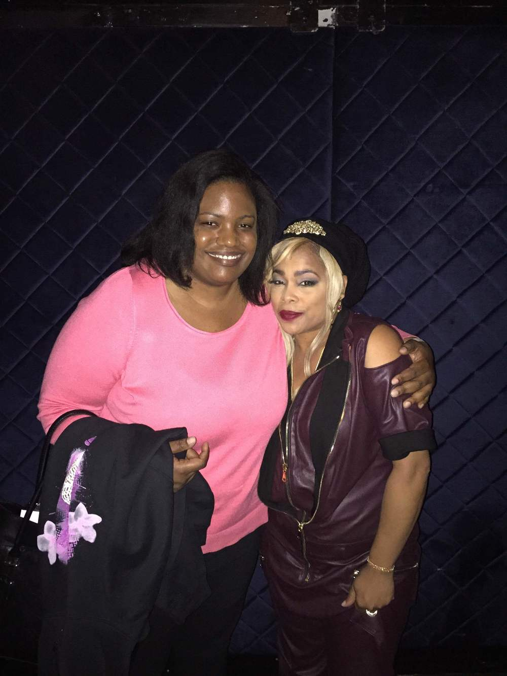 Alair and T at Tboz Unplugged!