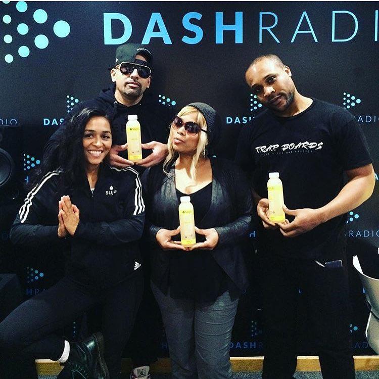 DASH radio 2016