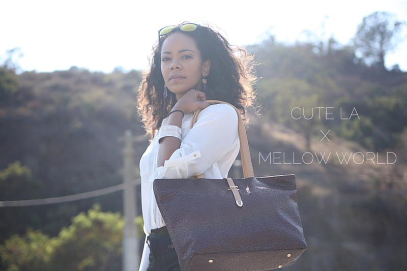 Mellow World Handbags and Accessories via Cute LA