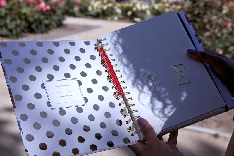 Lifeguard Press Kate Spade New York 2015 Agenda Review