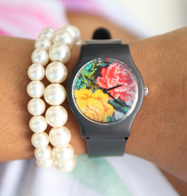 May28th Floral Watch Giveaway