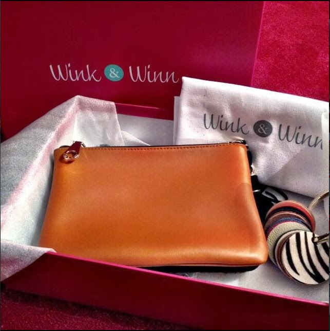 Wink and Winn Cross Body Bag