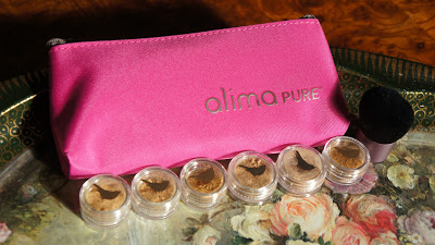 Alima Pure Makeup Sample Kit