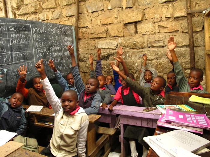 O'Bazzië Classics Give To Schools in Africa