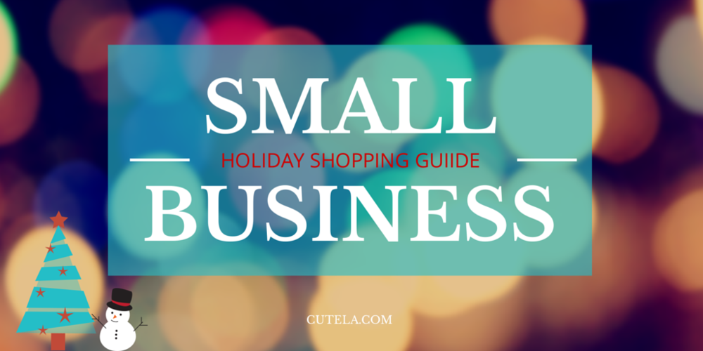 Small Business Holiday Shopping Guide