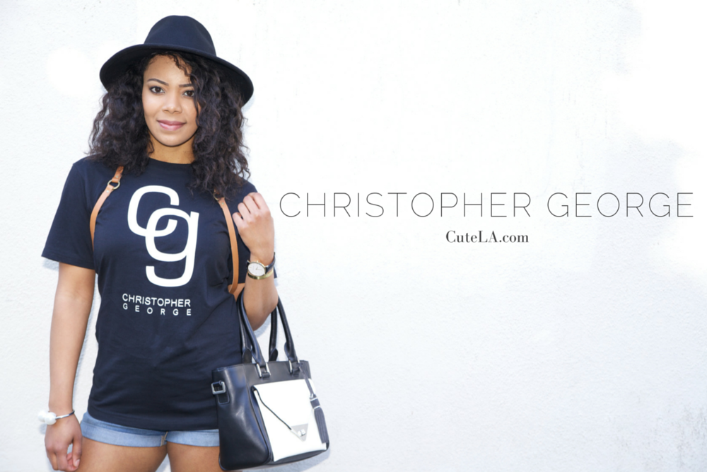 Christopher George Clothing