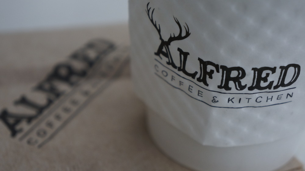Alfred Coffee Cup