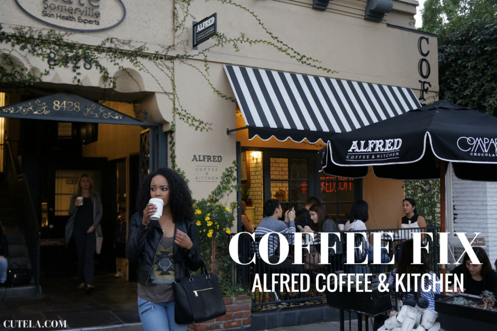 Alfred Coffee Exterior