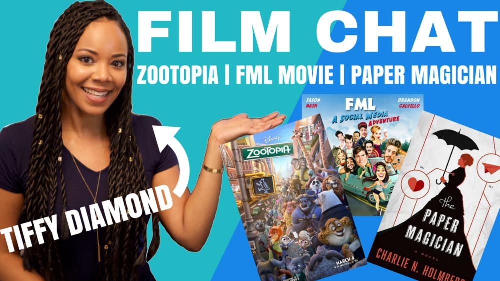 Tiffy Diamond Film Chat Episode 1