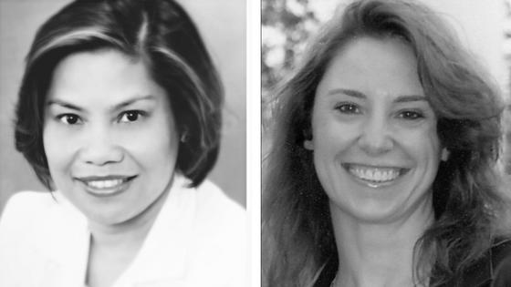 Hannah Luu & Laura Bourdeanu Founders of OncoGambit