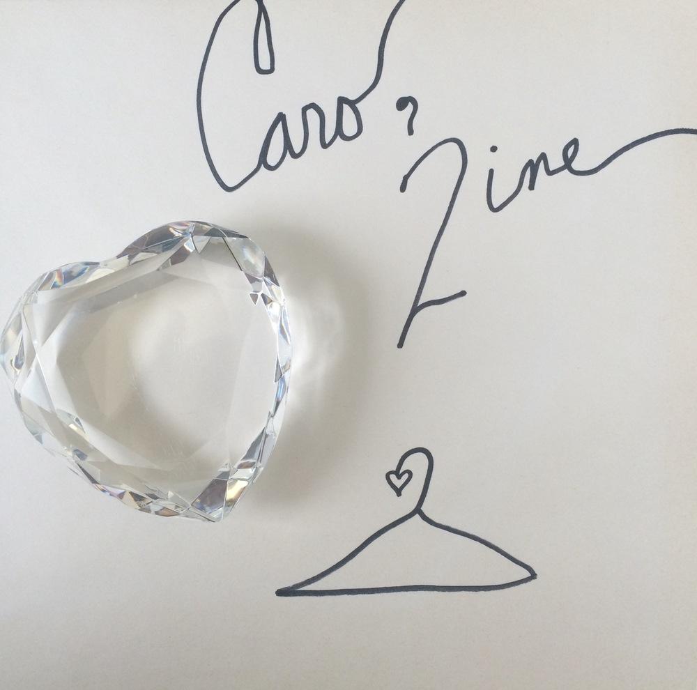 #CAROZINE #DeskOfCARO
