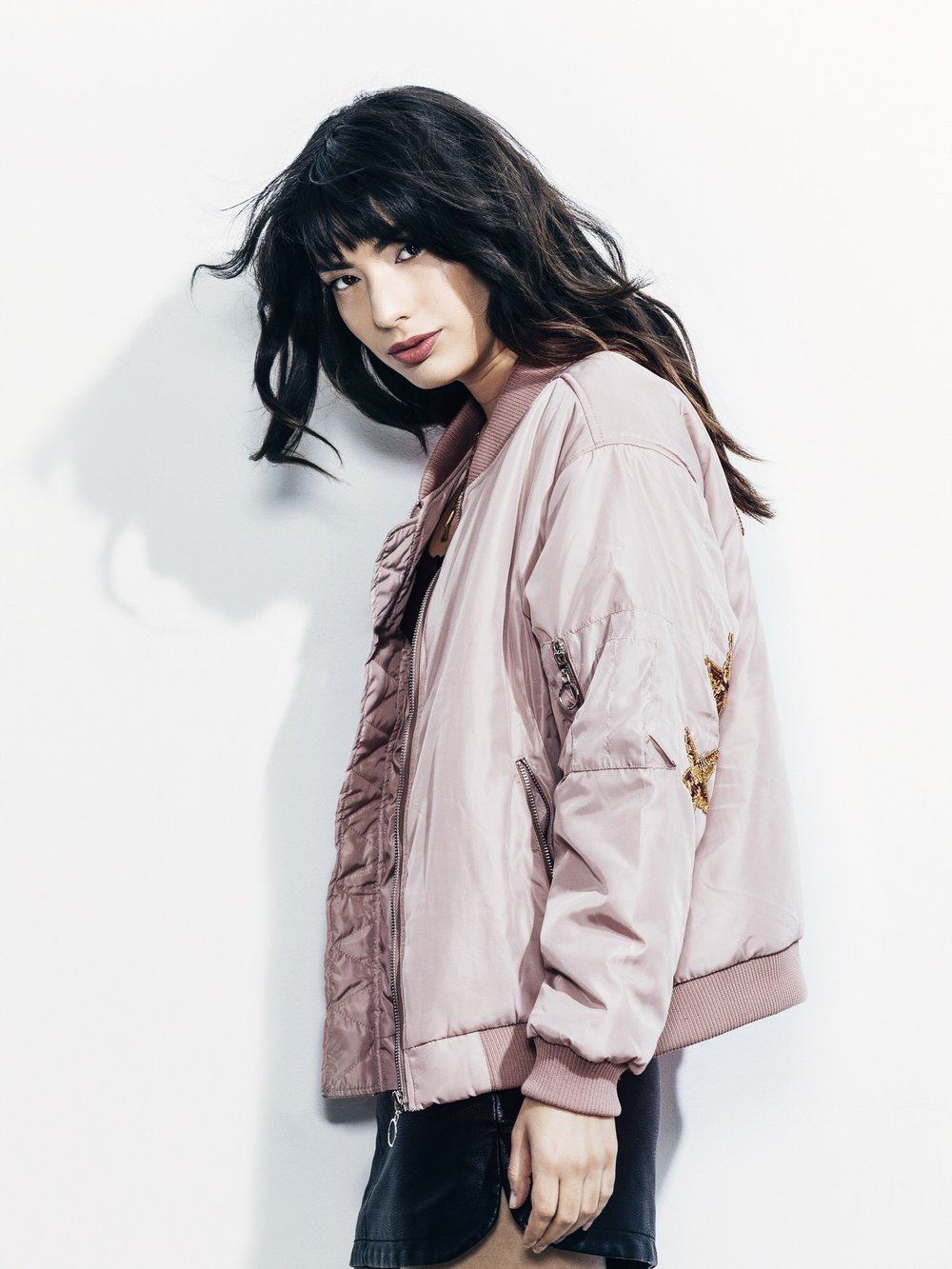 CARO look book shoot for SS17 media requests. Georgia Mae. Urban Outfitters. Photographer: Fab Fernandez #CAROstudio