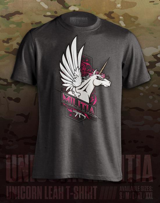 Leah Mattix:  Unicorn Militia