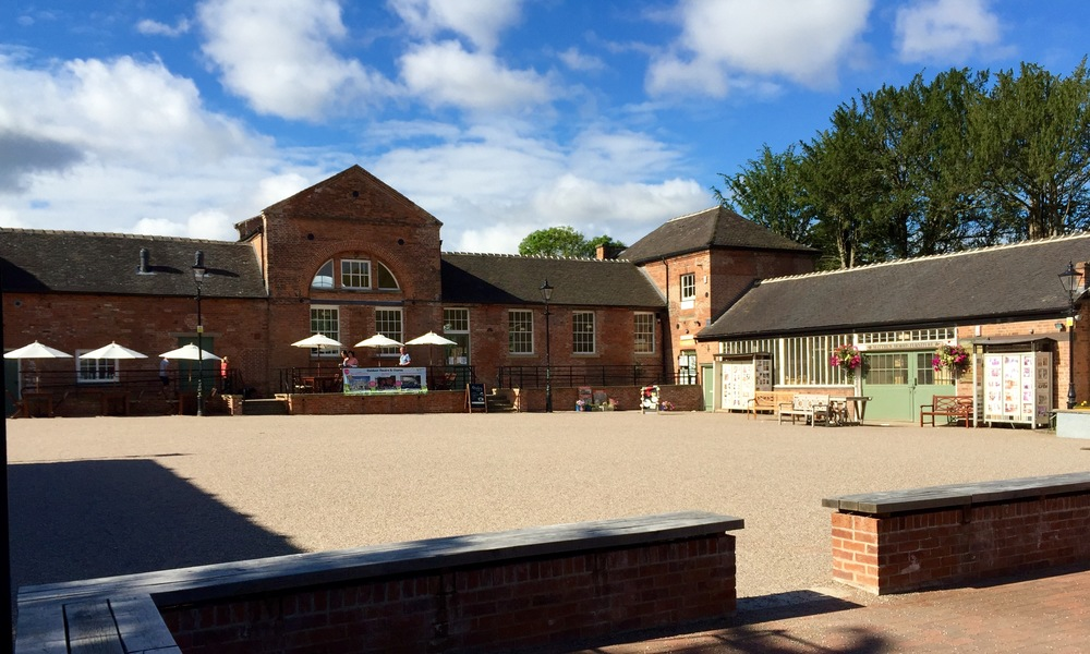 The Orangery Cafe and Craft Village