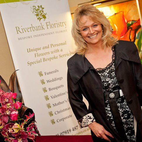 Cathy Goodwin of Riverbank Floristry