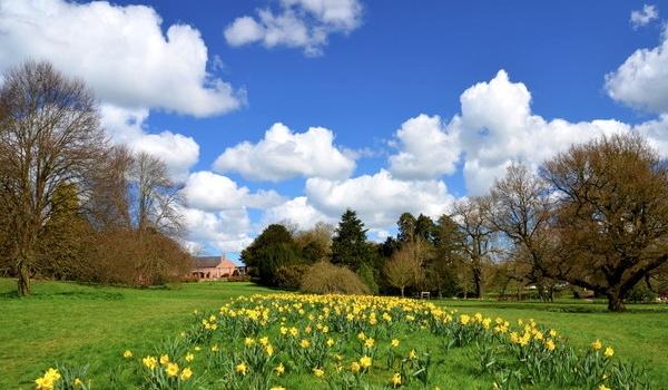 Markeaton Park, Derby.
