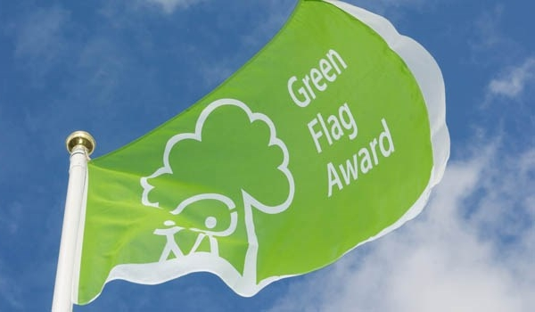 Green Flag Award Winner