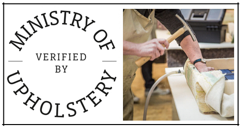 Our workshops are a whole day packed full of creativity combining modern upholstery techniques.