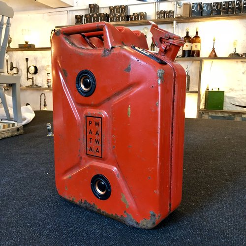 52426c5a7de UPCYCLED CREATIVE - Accessories — Upcycled Jerry Can Bluetooth Speaker
