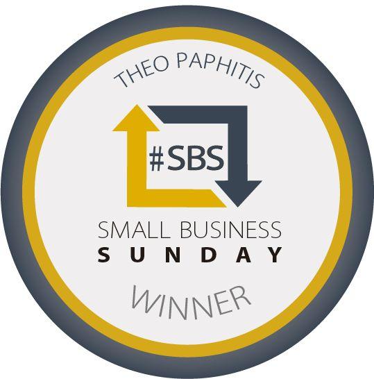 Theo Paphitis #SBS Award Winner Upcycled Creative