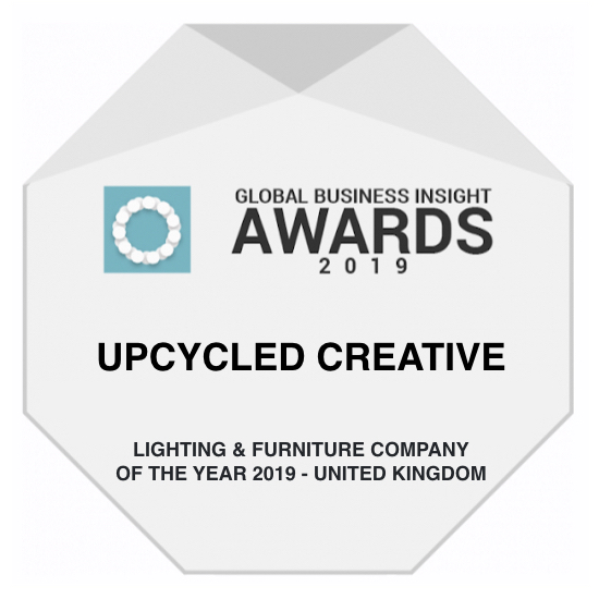 GBI Global Business Insight Awards Winner Upcycled Creative