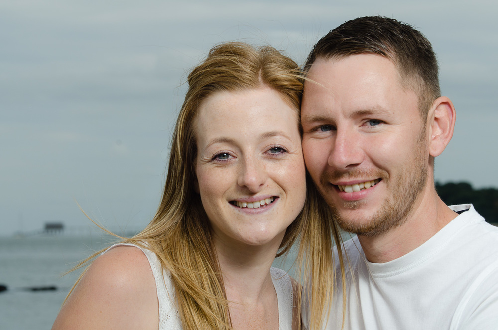 Amy and Scotts Engagement Shoot