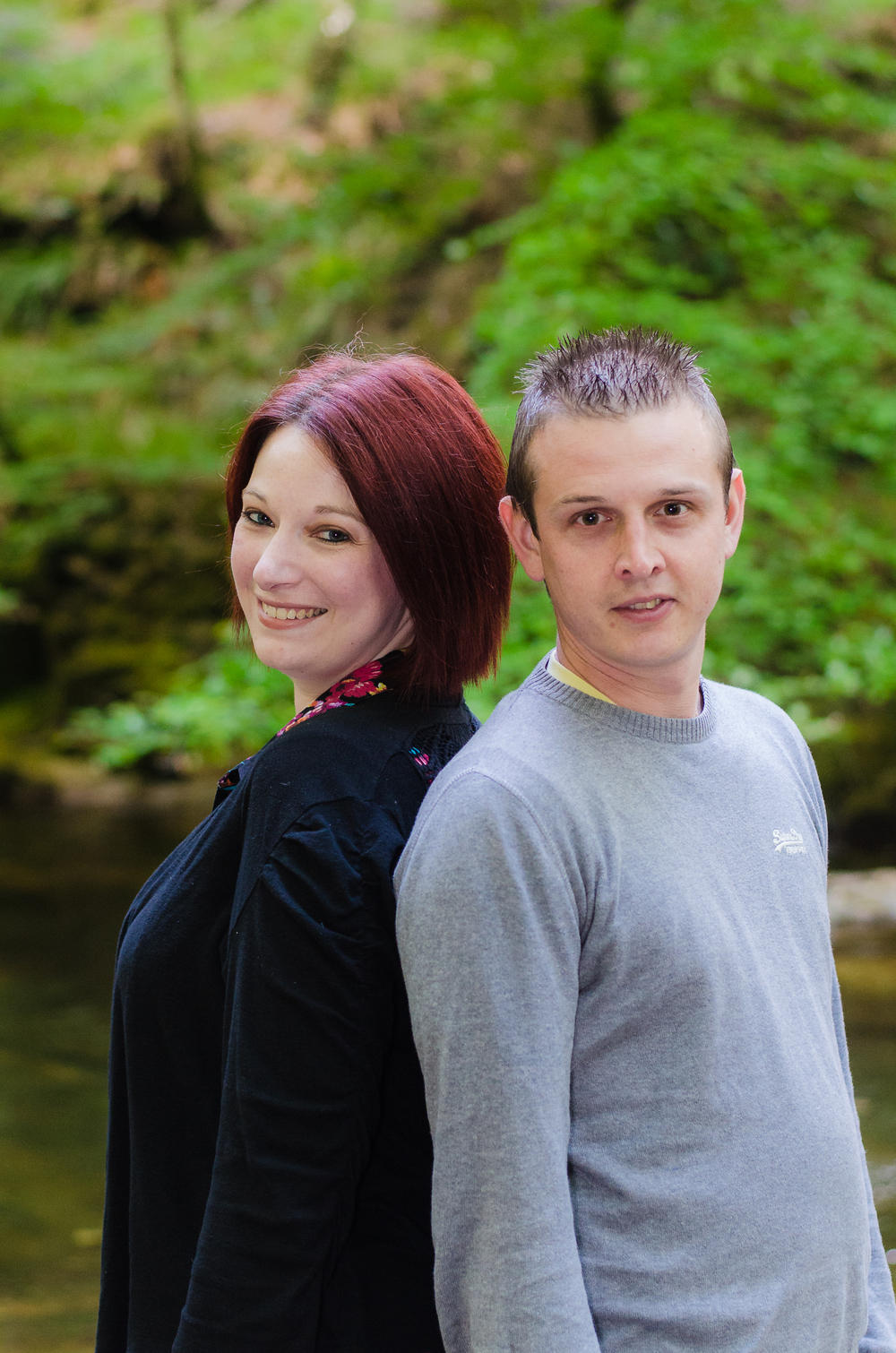 Rhiana and Tom Pre Wedding Shoot - © Simon Hawkins Photography.