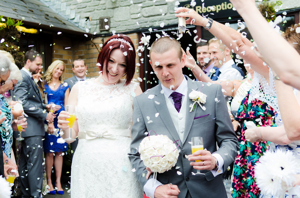 Tom and Rhiannons Wedding