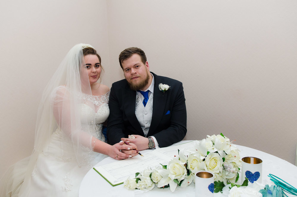 Amy and Toms Wedding - © Simon Hawkins Photography. All Rights