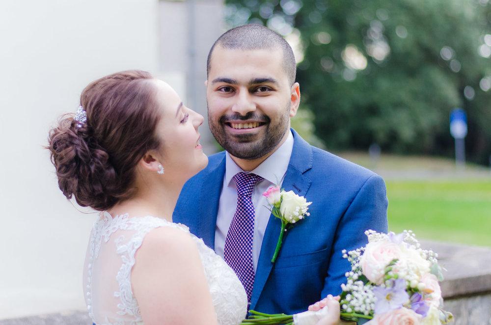 Aimee and Hassan Wedding - © Simon Hawkins Photography. All Rig