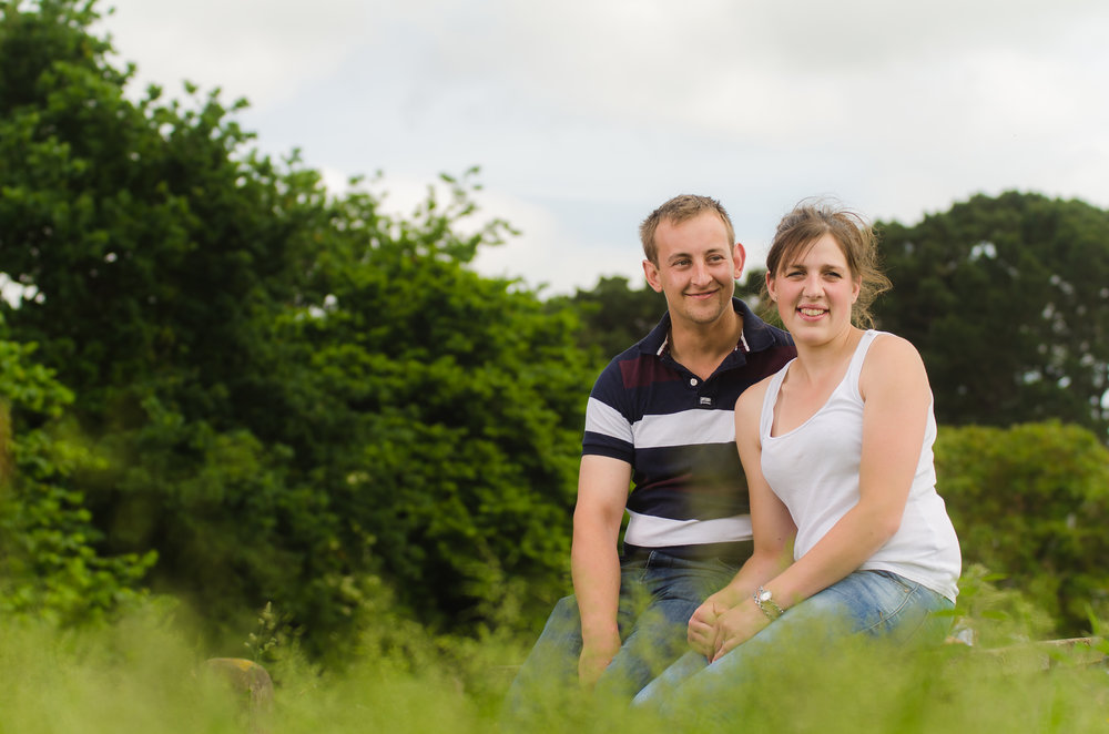 Christina and James Pre Wedding Shoot