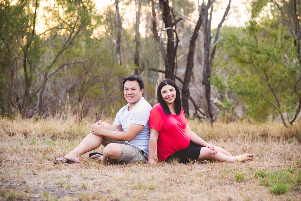 Couples maternity photography in Melbourne