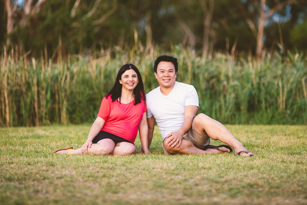 Maternity photographer in Melbourne